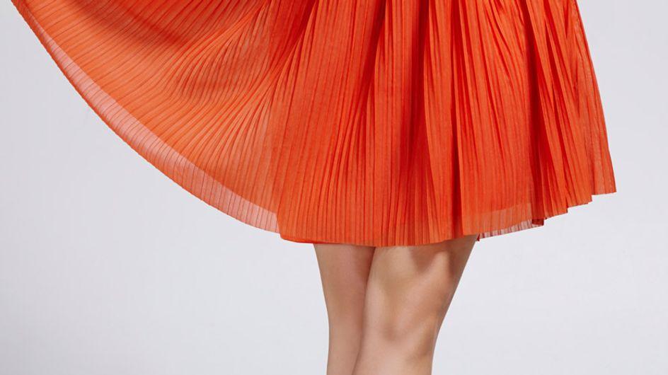 ¡La obsesión por las faldas plisadas no tiene fin!