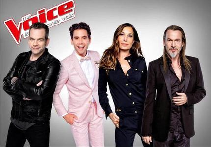 Garou, Mika, Zazie et Florent Pagny, les coachs de The Voice 5