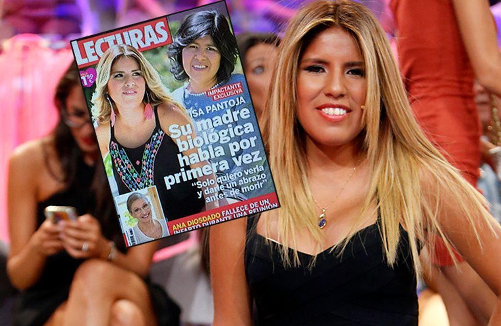 Bombazo en el 'corazón': Habla la madre biológica de Chabelita