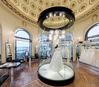 Un nouvel espace mariage au Printemps Haussmann à Paris