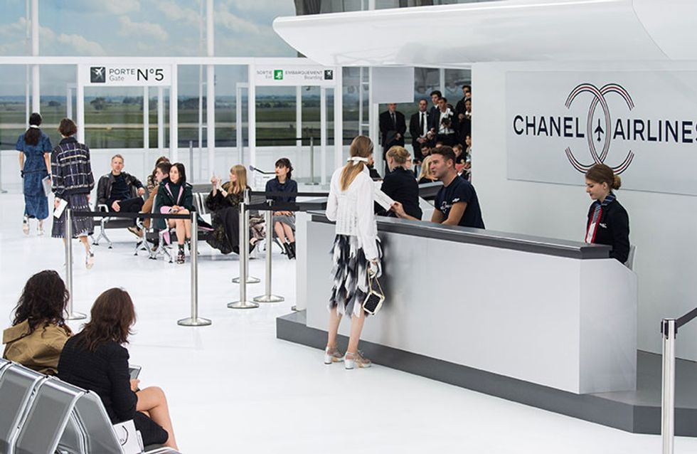 8 Reasons The Chanel SS16 Show Was Everything