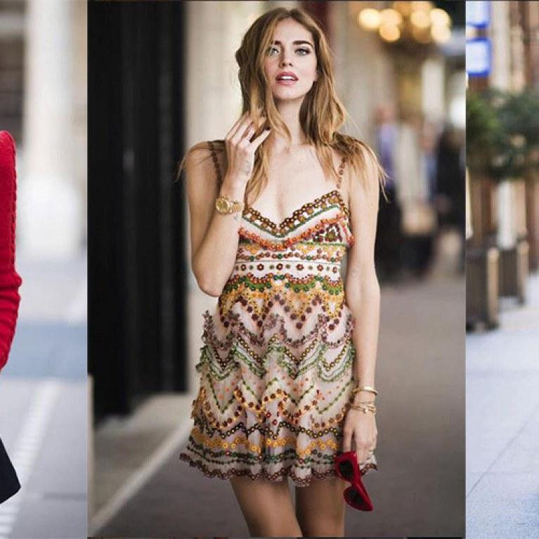 Fashion Week Les Looks Pointus De Chiara Ferragni A La