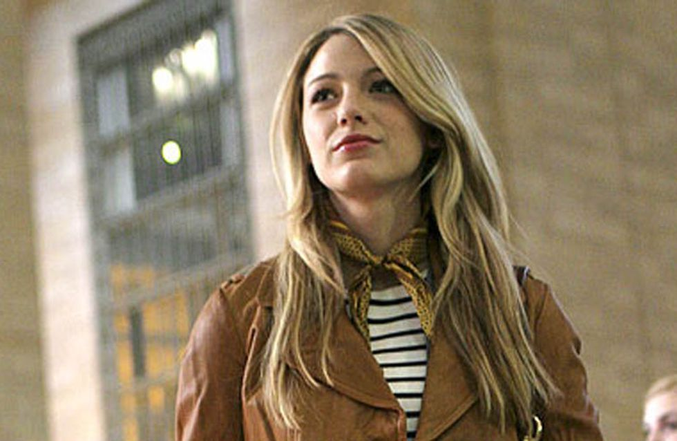 Blake Lively's Gossip Girl Audition Tape Is Just The Cutest