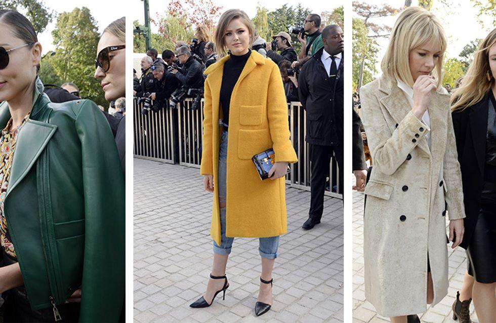 Michelle Williams, Miranda Kerr... Toutes chez Louis Vuitton