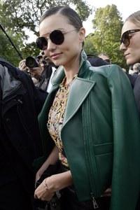 Le mannequin Miranda Kerr