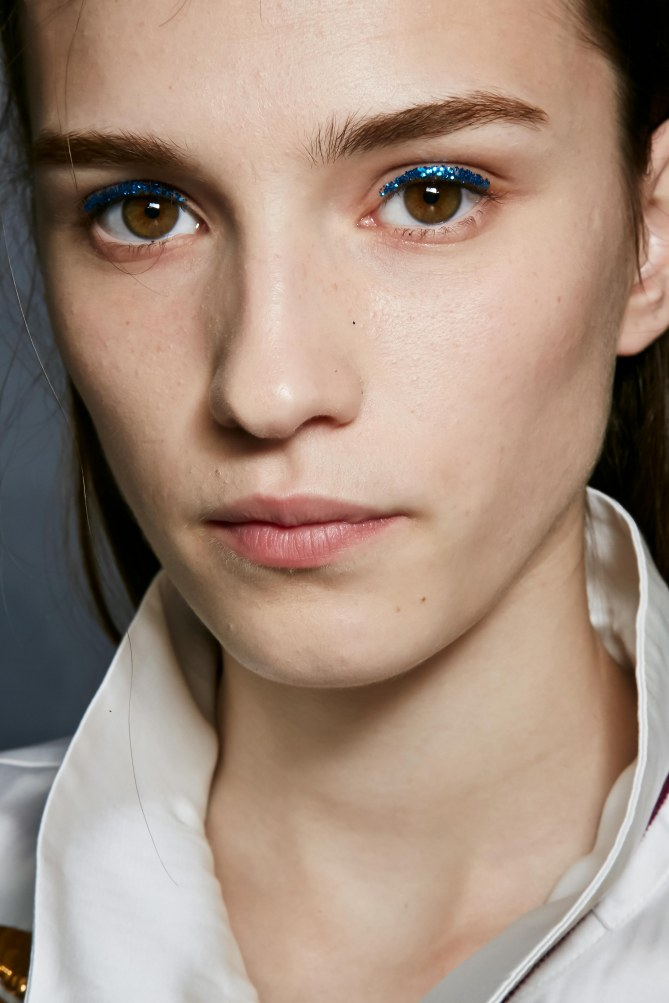Make-up Trends 2016: Glitter