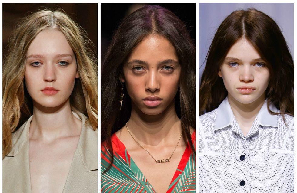 Ces mannequins qui respirent la joie de vivre à la Fashion Week (Photos)