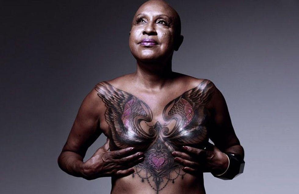 41 preciosos tatuajes para cubrir las cicatrices de una mastectomía
