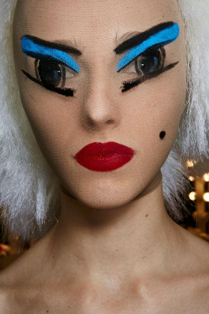 Make-up Trends 2016: No-Go