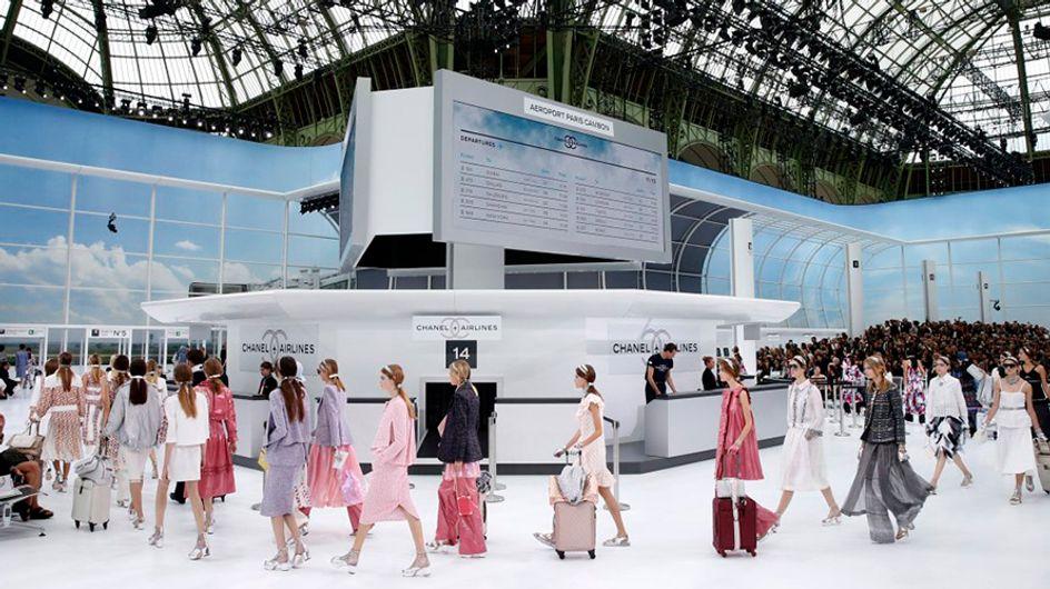 8 motivos que comprovam que o desfile da Chanel na Paris Fashion Week foi o máximo