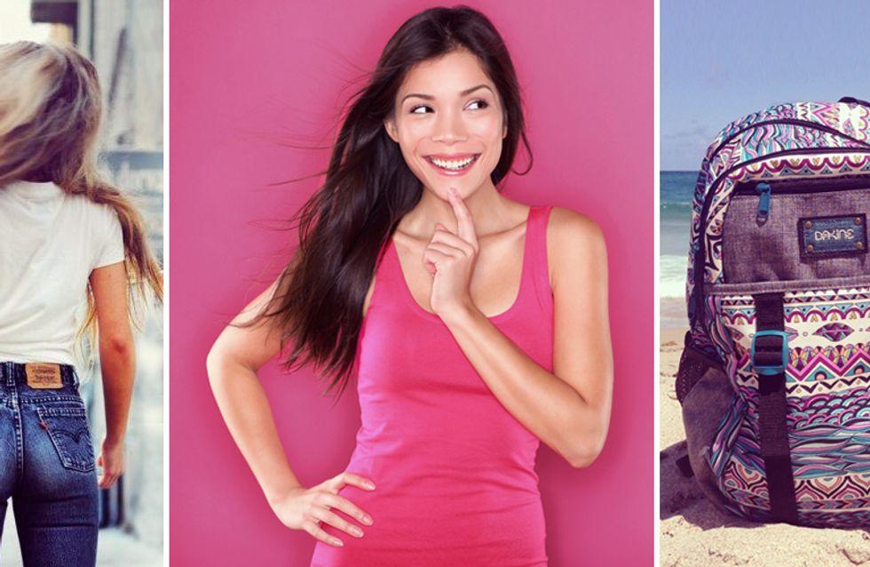 Das große Modemarken-Quiz: Weißt du, wie man Nike, Levi's & Co. richtig ausspricht?