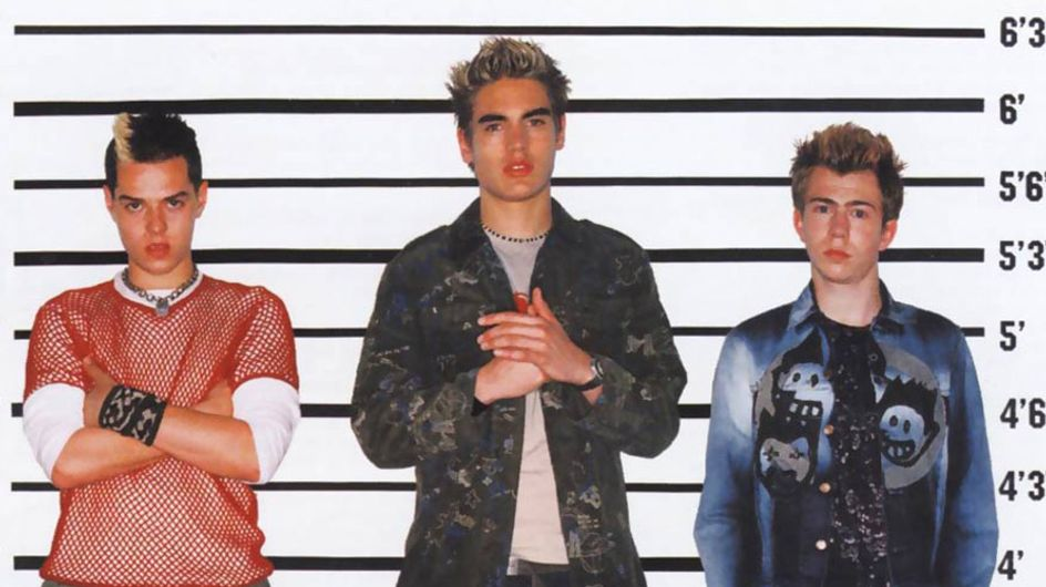 Busted Getting Back Together Is The Reunion We've Been Waiting For