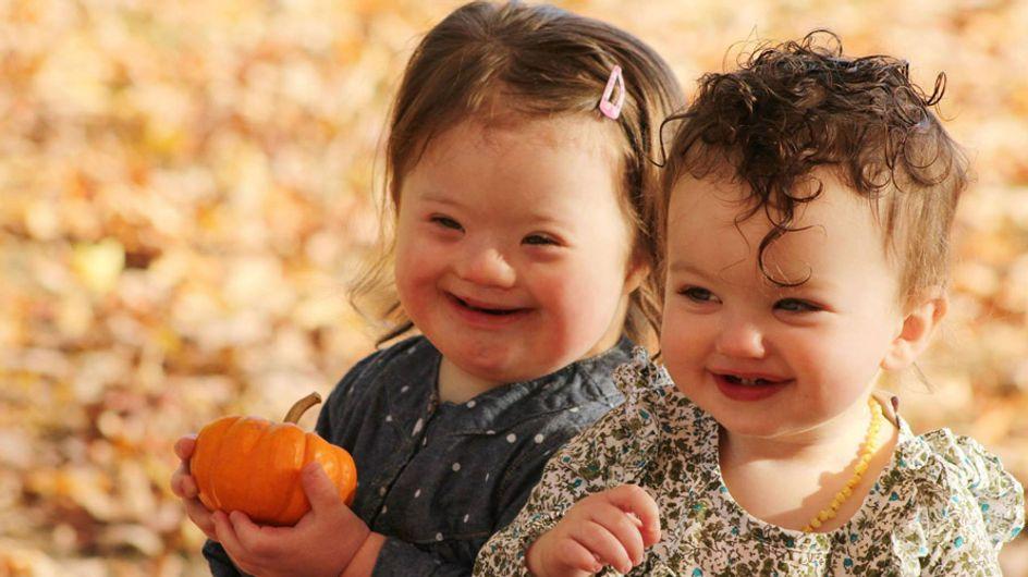 Fotografin hält wundervolle Momente von Kindern mit Downsyndrom fest