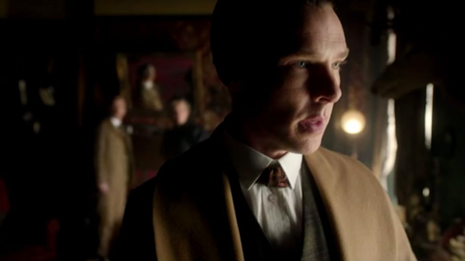 WATCH: The First Trailer For The Sherlock Christmas Special Is Here!