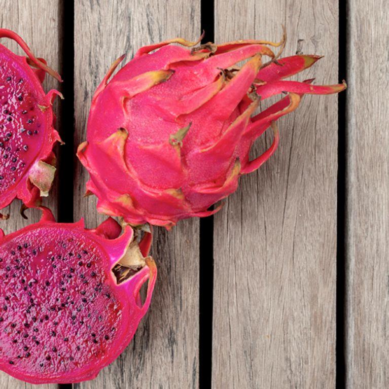 Como comer pitaya para bajar de peso