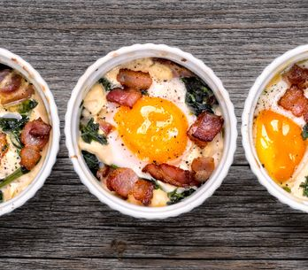 Hoy es el Día Mundial del Huevo y estas son las mejores recetas vistas en Pinter