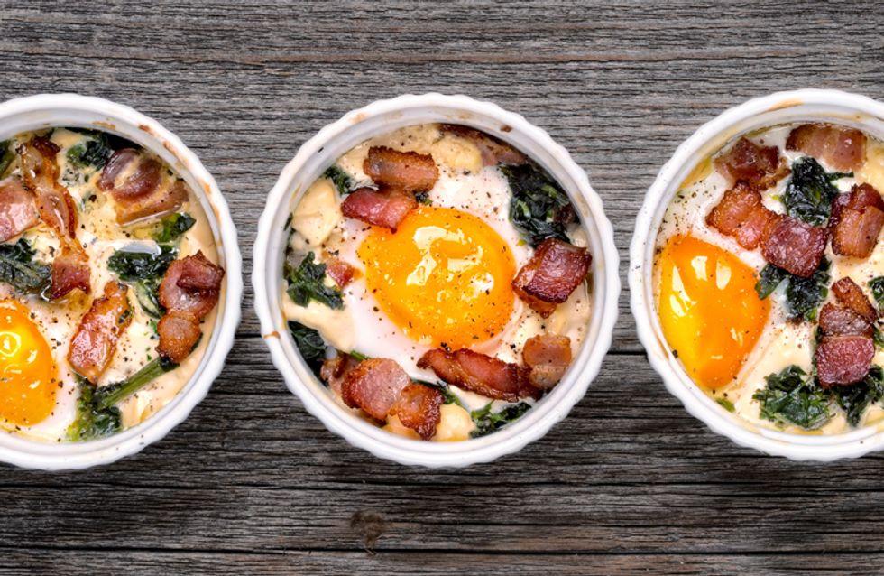 Hoy es el Día Mundial del Huevo y estas son las mejores recetas vistas en Pinterest