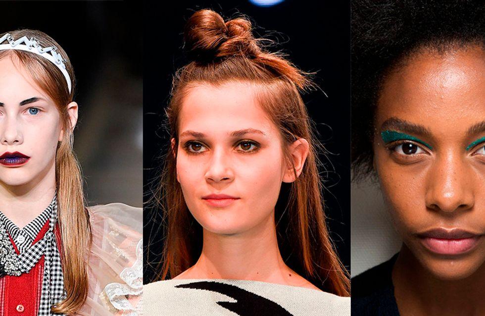 A beleza da semana de moda de Paris revelada!