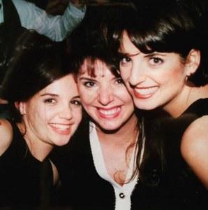 Katie Holmes et ses soeurs.