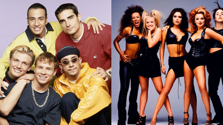 Backstreet Boys And The Spice Girls Could Be Joining Up For A Tour And We Are Losing Our 90s Kid Minds