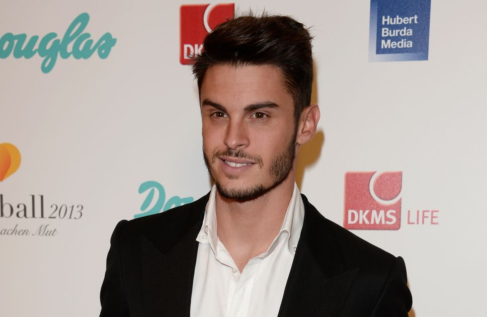 Baptiste Giabiconi passe au blond (Photos)