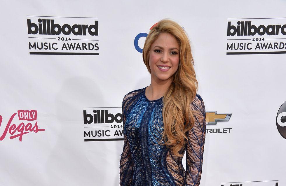 Shakira dévoile son ventre 8 mois après avoir accouché (Photos)