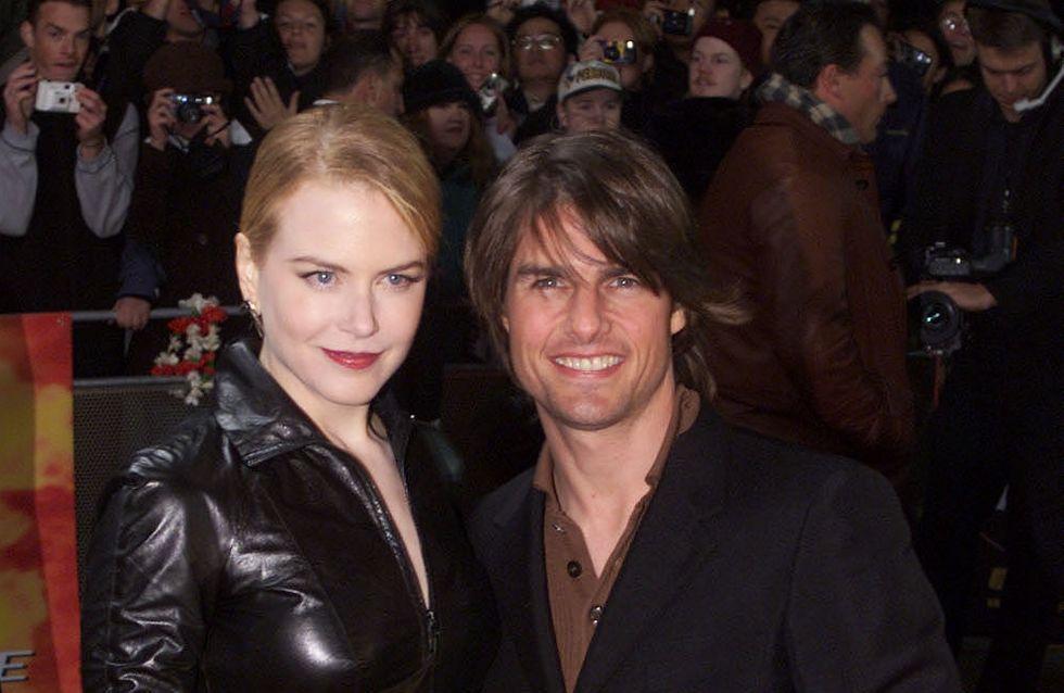Nicole Kidman se confie sur son douloureux divorce avec Tom Cruise