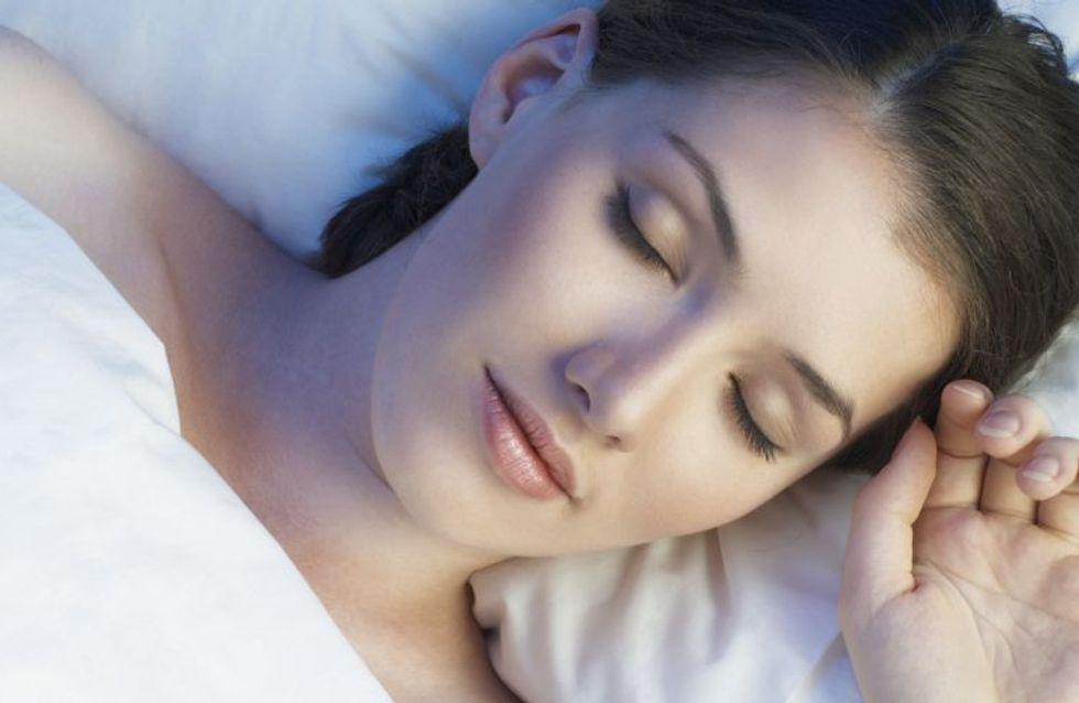 La notte è il momento in cui la pelle è piu reattiva, facciamoci trovare preparate