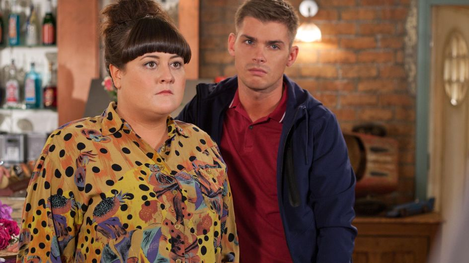 Hollyoaks 23/10 - The Gloved Hand makes a desperate decision to cover their tracks