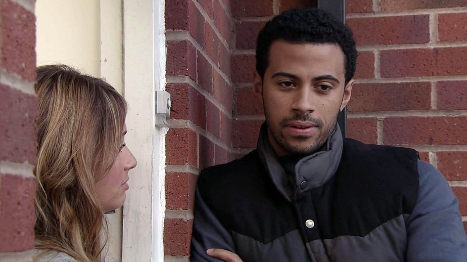 Coronation Street 21/10 - Carla's not such a material girl