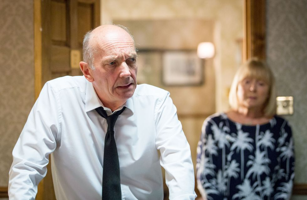 Eastenders 19/10 - Pam does her best to get to the bottom of what is really going on with Les