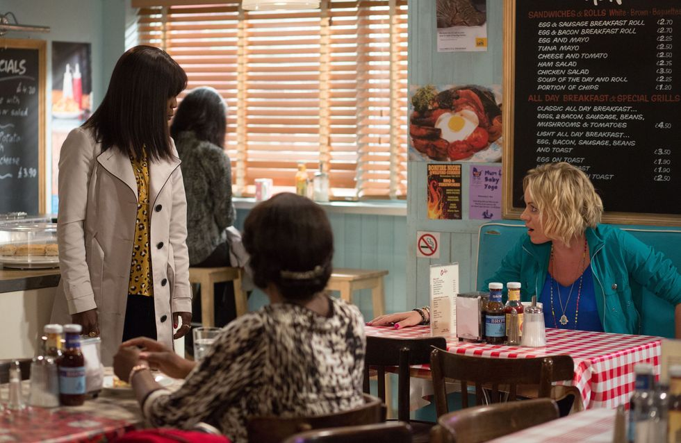 Eastenders 20/10 - Kathy finds herself torn