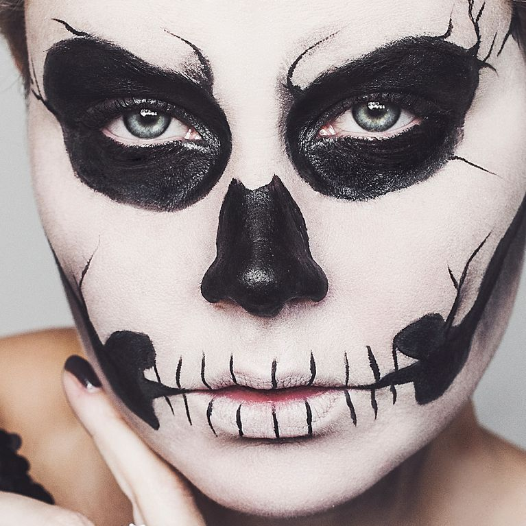 Maquillage Halloween  10 tutos vidéo à faire peur