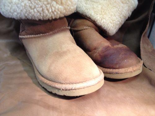 Ugg Boots Reinigen So Bekommst Du Wildleder Wieder Sauber