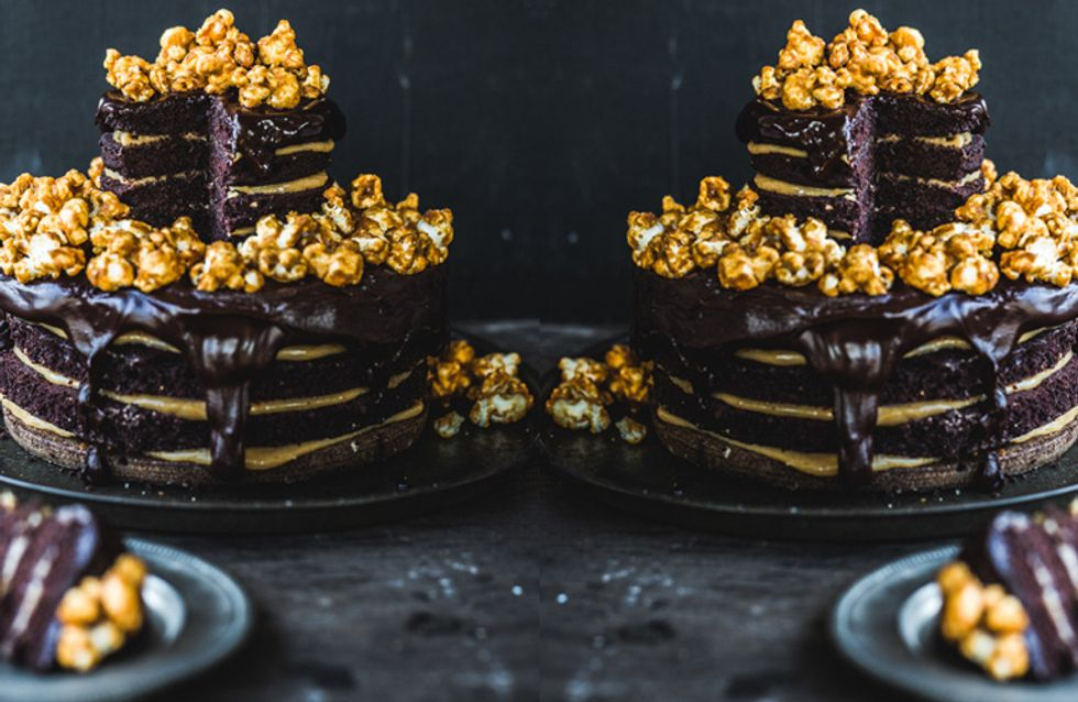 25 Recipes That Prove Chocolate and Peanut Butter Are A Match Made In Food Heaven