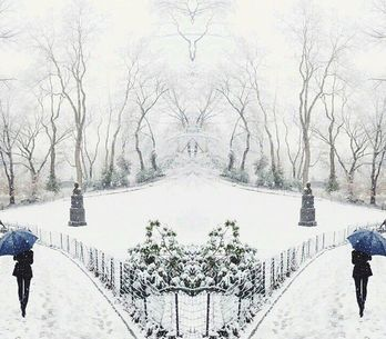 The 5 Stages Of Grief We All Go Through In Winter