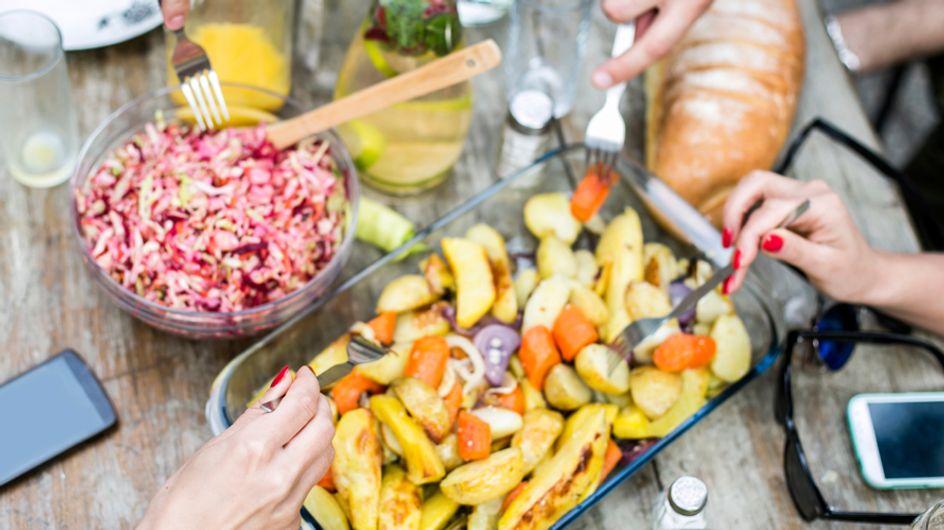 Dime de dónde eres y te diré cómo comes: 10 modales curiosos a la mesa