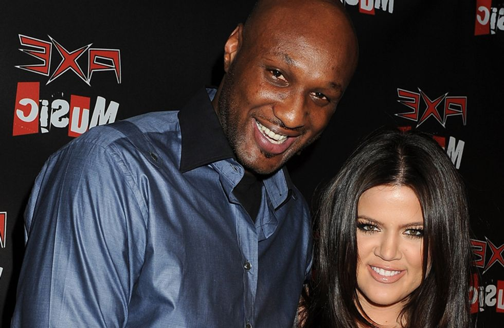 Lamar Odom Reportedly Found Unconscious In A Brothel In Nevada
