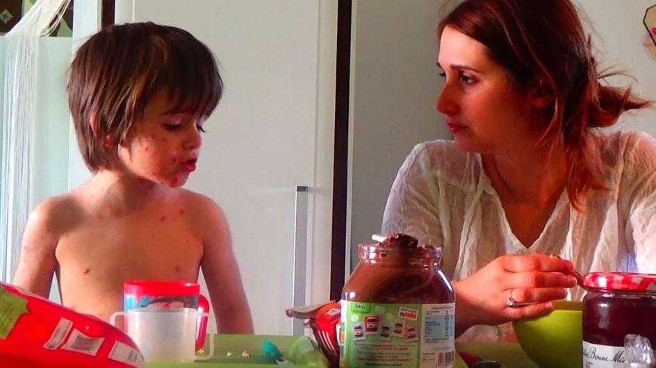 """A toutes celles qui ont déjà posé un """"jour enfant malade""""… (Vidéo)"""