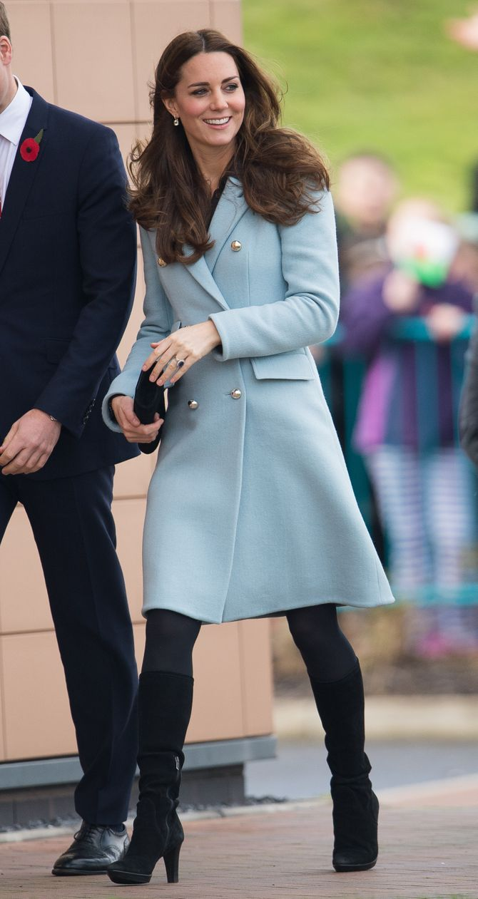 On veut un manteau façon Kate Middleton