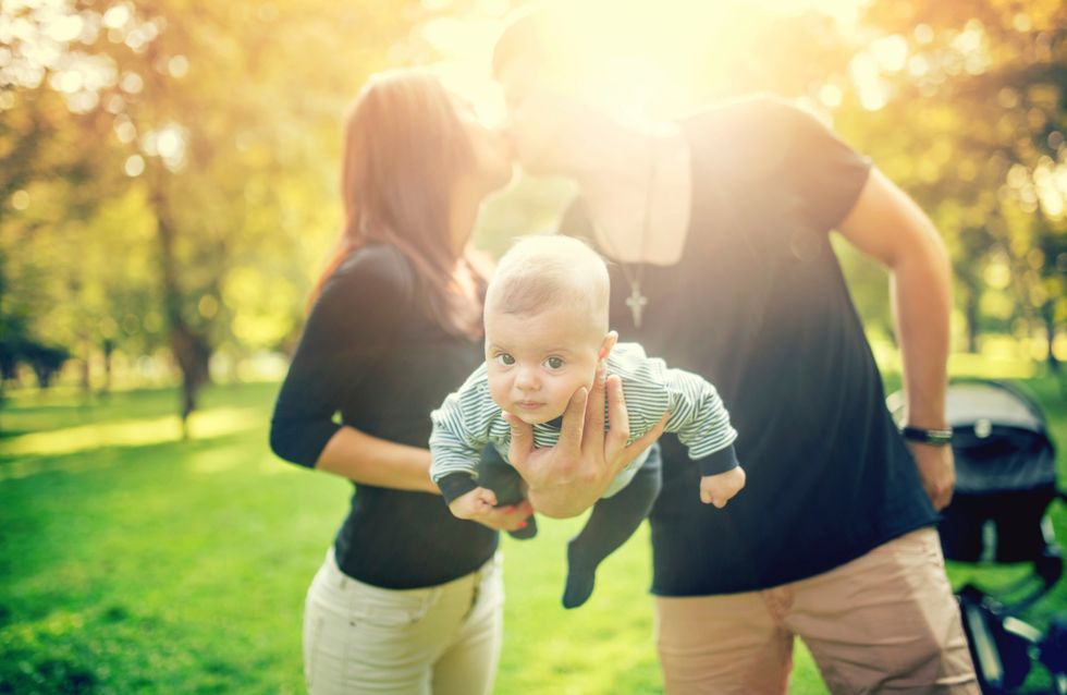 15 Sätze, die unverheiratete Eltern nicht mehr hören können