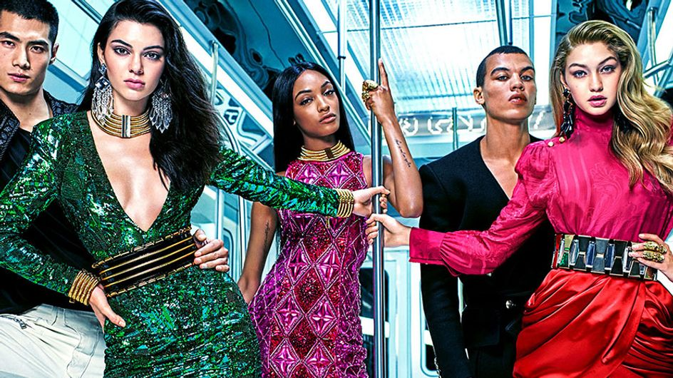 The Balmain x H&M Collection Will Make You Want To Buy Everything