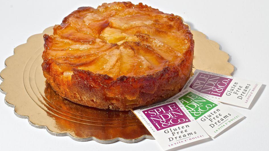 Torta di mele di Lisa versione Gluten Free, il Cavallo di Battaglia in cucina di Elisabetta Torossi