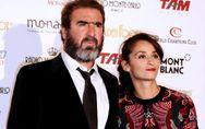 Eric Cantona pose nu avec sa femme Rachida Brakni pour ELLE (Photo)