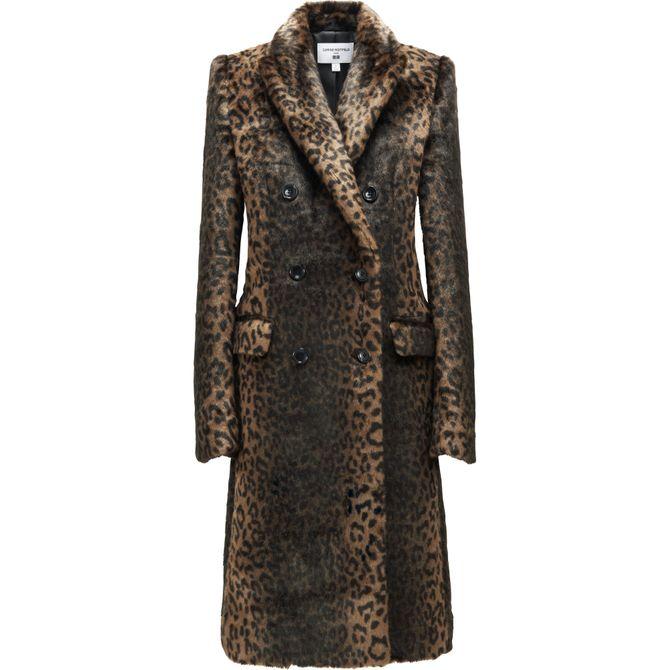 Le manteau Carine Roitfeld x Uniqlo