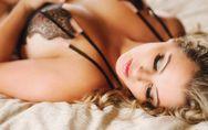 Sie schenkt ihrem Mann sexy Unterwäschefotos - doch er reagiert darauf anders al