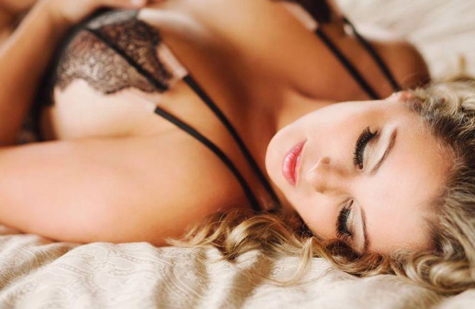 Sie schenkt ihrem Mann sexy Unterwäschefotos - doch er reagiert darauf anders als erwartet
