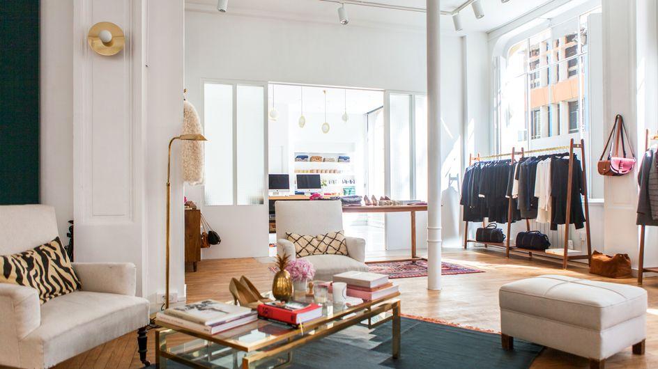 L'Appartement Sézane, une nouvelle façon d'aborder le shopping