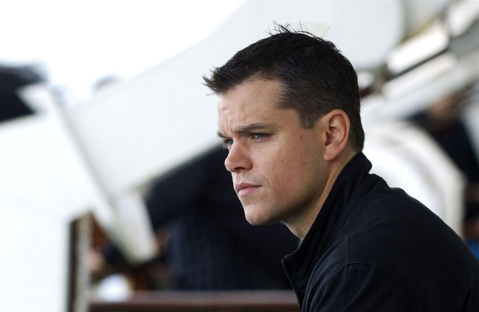 El hombre de la semana es... ¡Matt Damon!