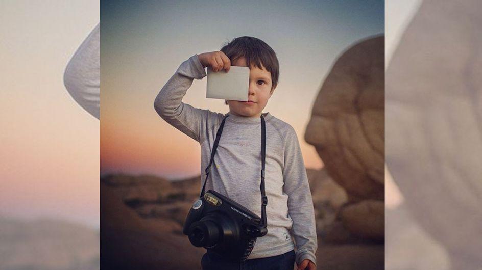 Dieser Junge ist gerade mal fünf Jahre alt und fotografiert schon für National Geographic!